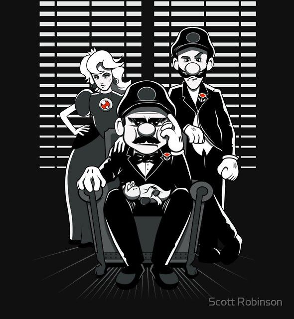 Godfather of Gaming by Scott Robinson