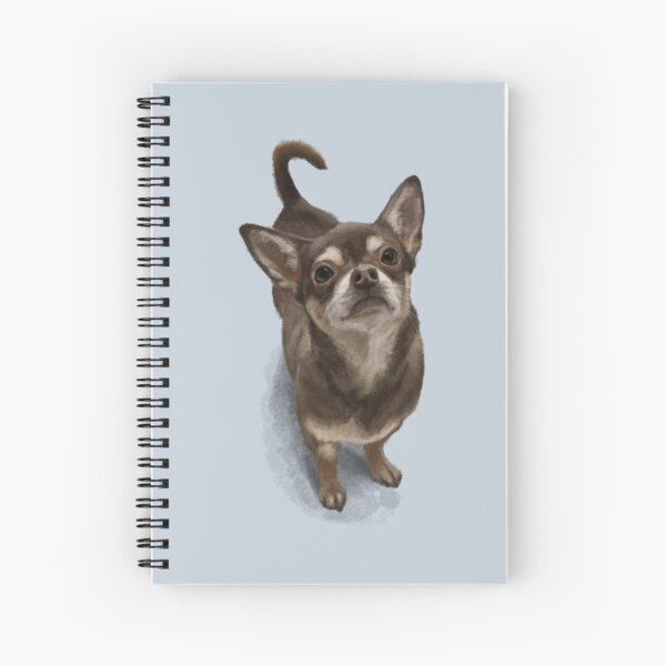 The Chihuahua Spiral Notebook