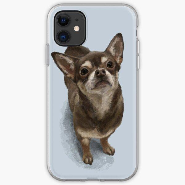Die Chihuahua iPhone Flexible Hülle