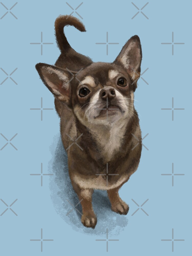 The Chihuahua by elspethrose