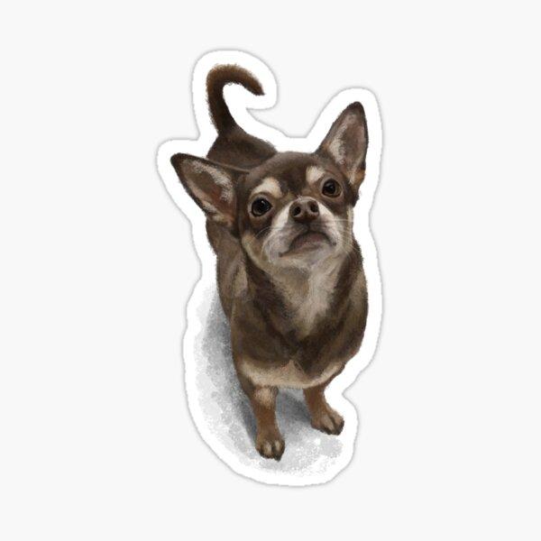 The Chihuahua Sticker