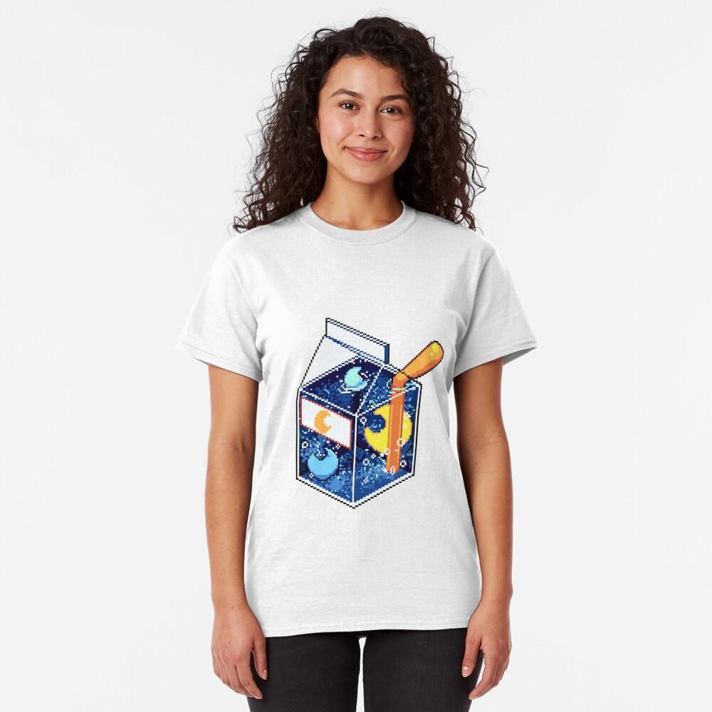 Blue Moon Nebula Juice Classic T-Shirt