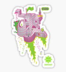 Splo0ore! Sticker