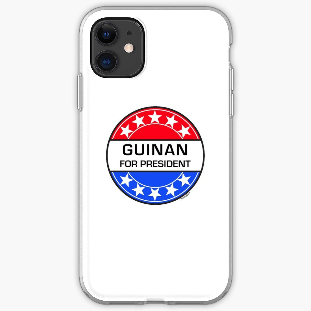 GUINAN FOR PRESIDENT iPhone Case & Cover