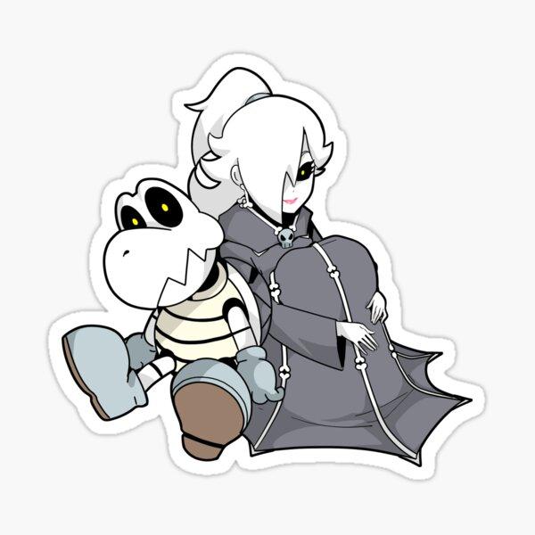 Cute Skeleton Sticker