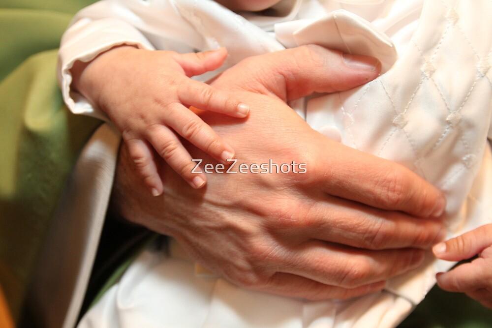 My hand would guide you by ZeeZeeshots