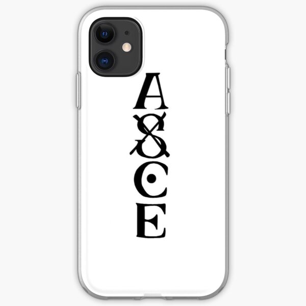 ASCE One Piece iPhone Soft Case
