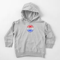 JANEWAY FOR PRESIDENT Toddler Pullover Hoodie