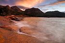 Sunset Coles Bay, Tasmania by Michael Treloar