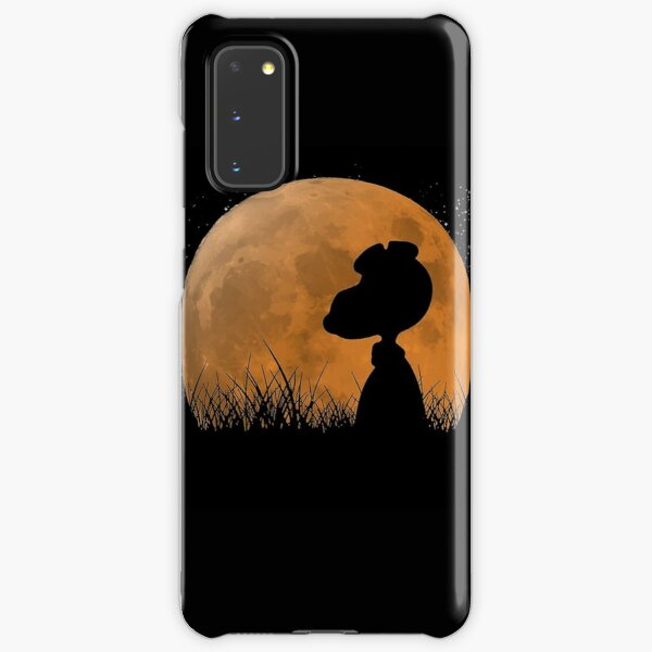 in the moon Samsung Galaxy Snap Case