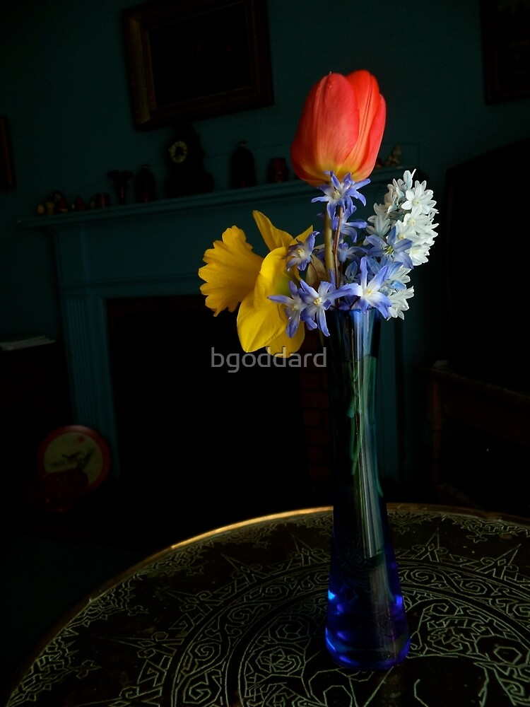 SPRING FLOWERS by bgoddard