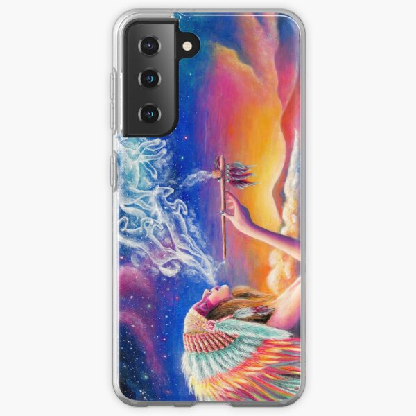 Spirit Samsung Galaxy Soft Case