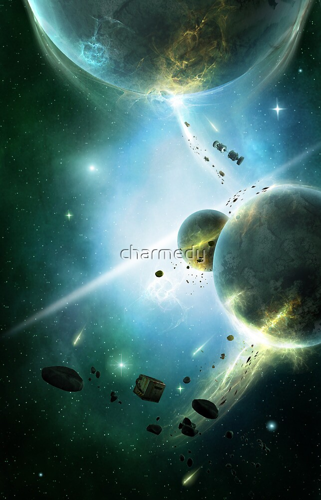 The Final Frontier by charmedy