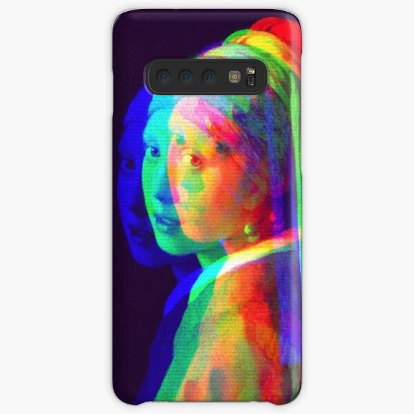 Girl with a Pearl Earring Samsung Galaxy Snap Case