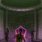 The Hall of Records von Lee Simpson von Chaosium