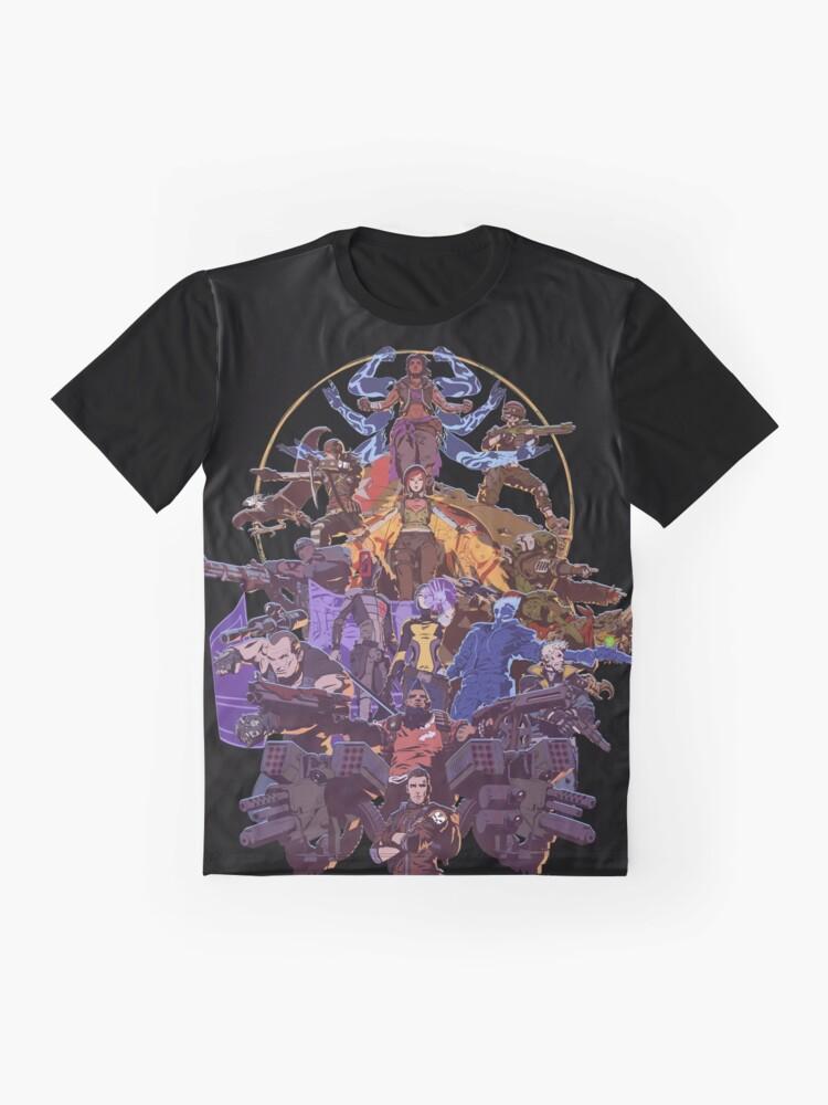 Alternate view of Vault Season Graphic T-Shirt