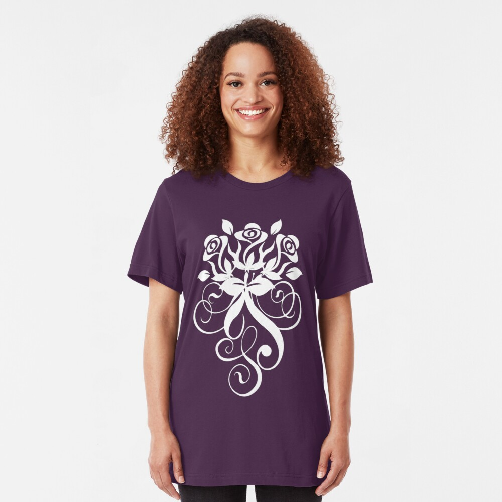 Rose's Only Slim Fit T-Shirt