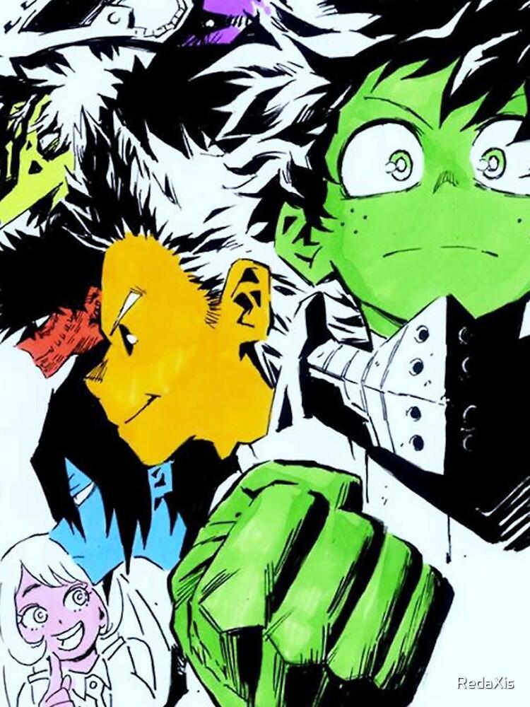 """My Hero Academia / Boku No Hero Academia Season 4"" iPhone ..."