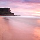 Garie Beach morning by Clayton Hairs