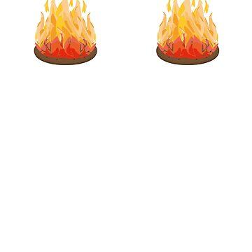 Fiery Biscuits by pauljamesfarr