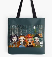 Oz Girls Tote Bag
