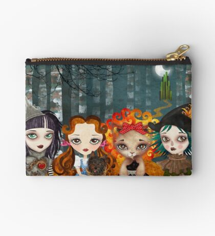 Oz Girls Zipper Pouch