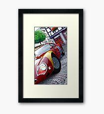 Alfa Romeo HDRI from GT5 Framed Print