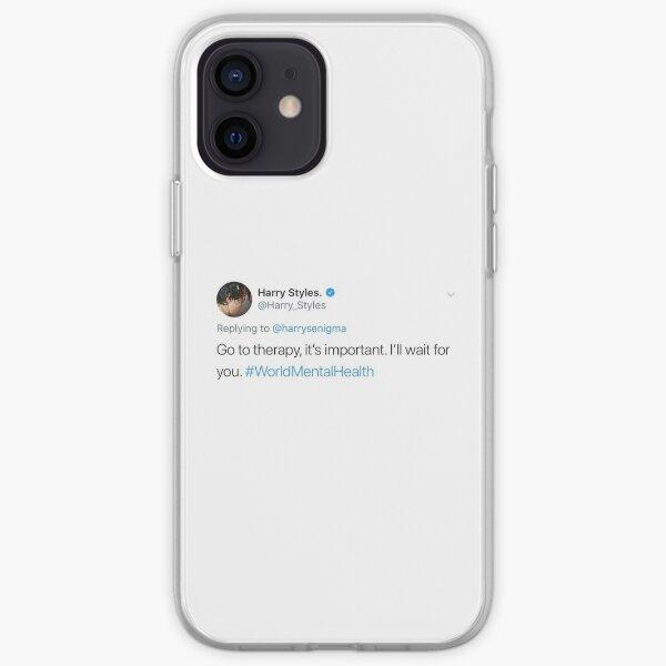 harry 10/10/19 via twitter  iPhone Soft Case