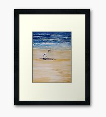 TASMANIAN SUMMER Framed Print