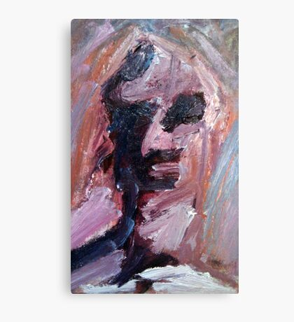 Zombie Painting I Canvas Print