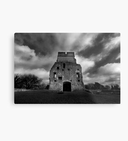 Donnington Castle Ruins Metal Print