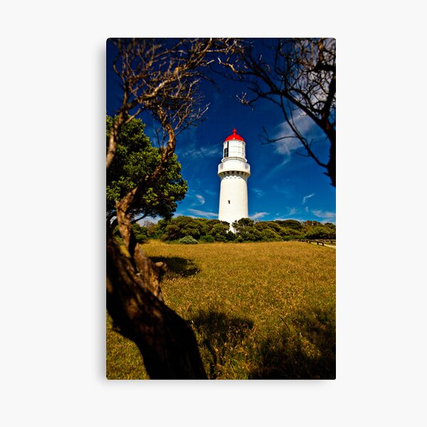 Cape Schanck Lighthouse Canvas Print