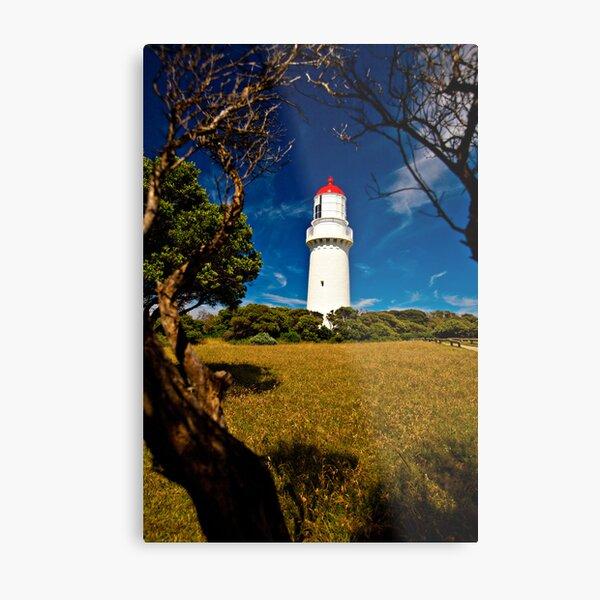 Cape Schanck Lighthouse Metal Print