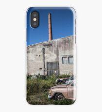 Sawmill & Car of Decay iPhone Case/Skin