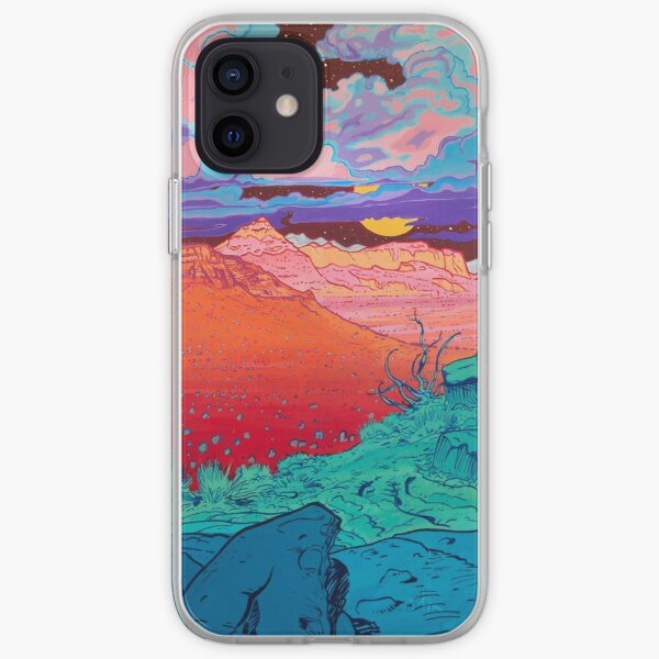 Pink Clouds  iPhone Soft Case