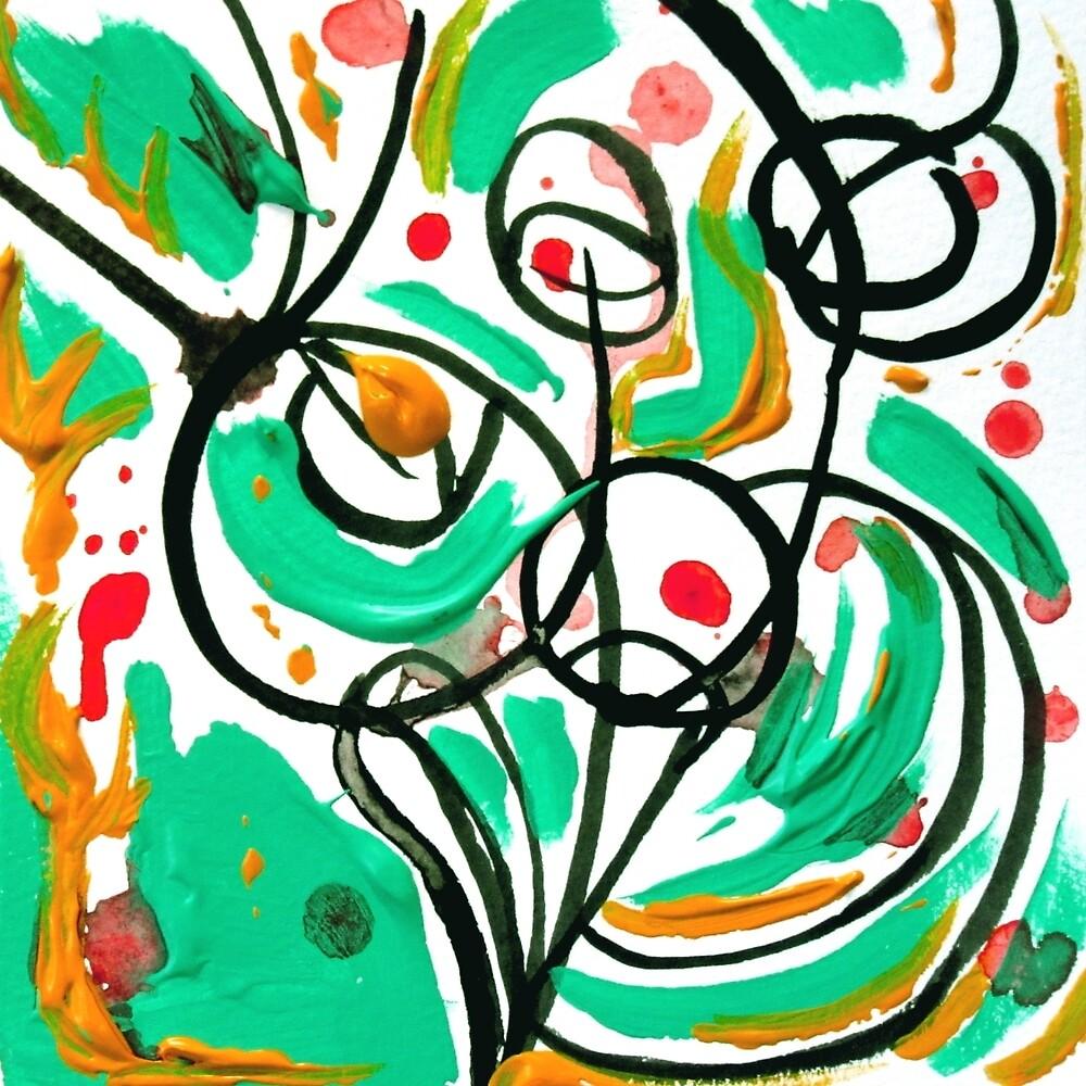 Abstract Tree Art  by ShiningEyeArts