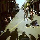 Performers in New Orleans by Ashlee Betteridge