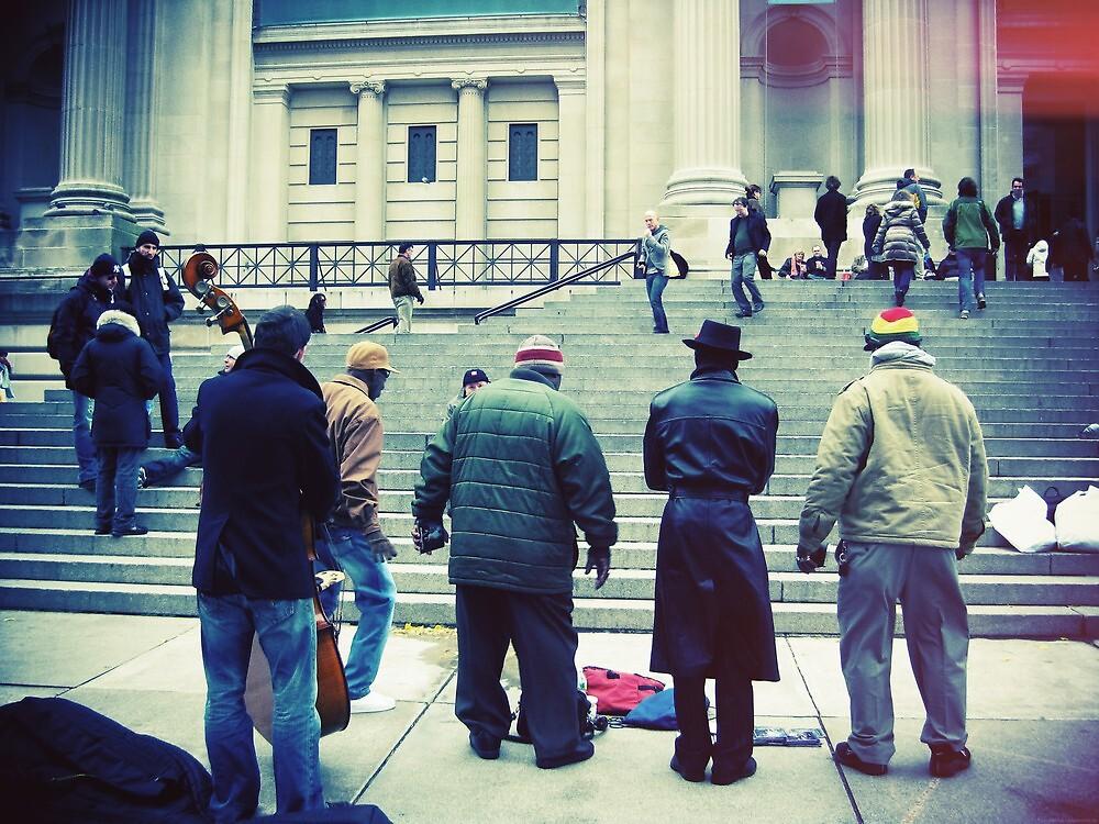 Barbershop Singers, New York by Ashlee Betteridge