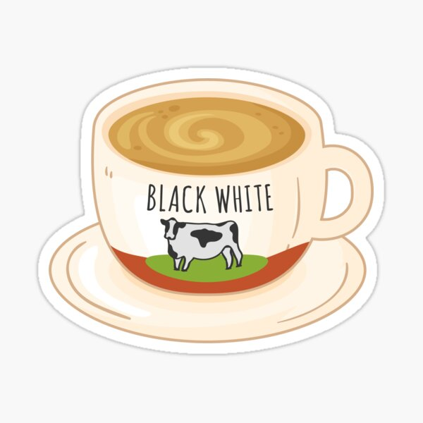 Hong Kong Milk Tea Sticker