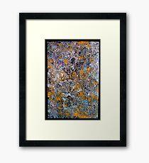 Ore Genesis - Paint & More Paint - 2011 Framed Print