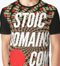 Stoic Domains - Com Graphic T-Shirt