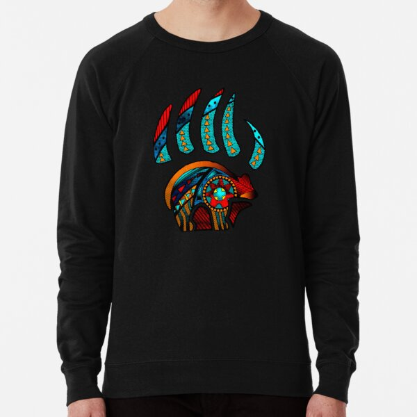 Bärentatze Leichter Pullover