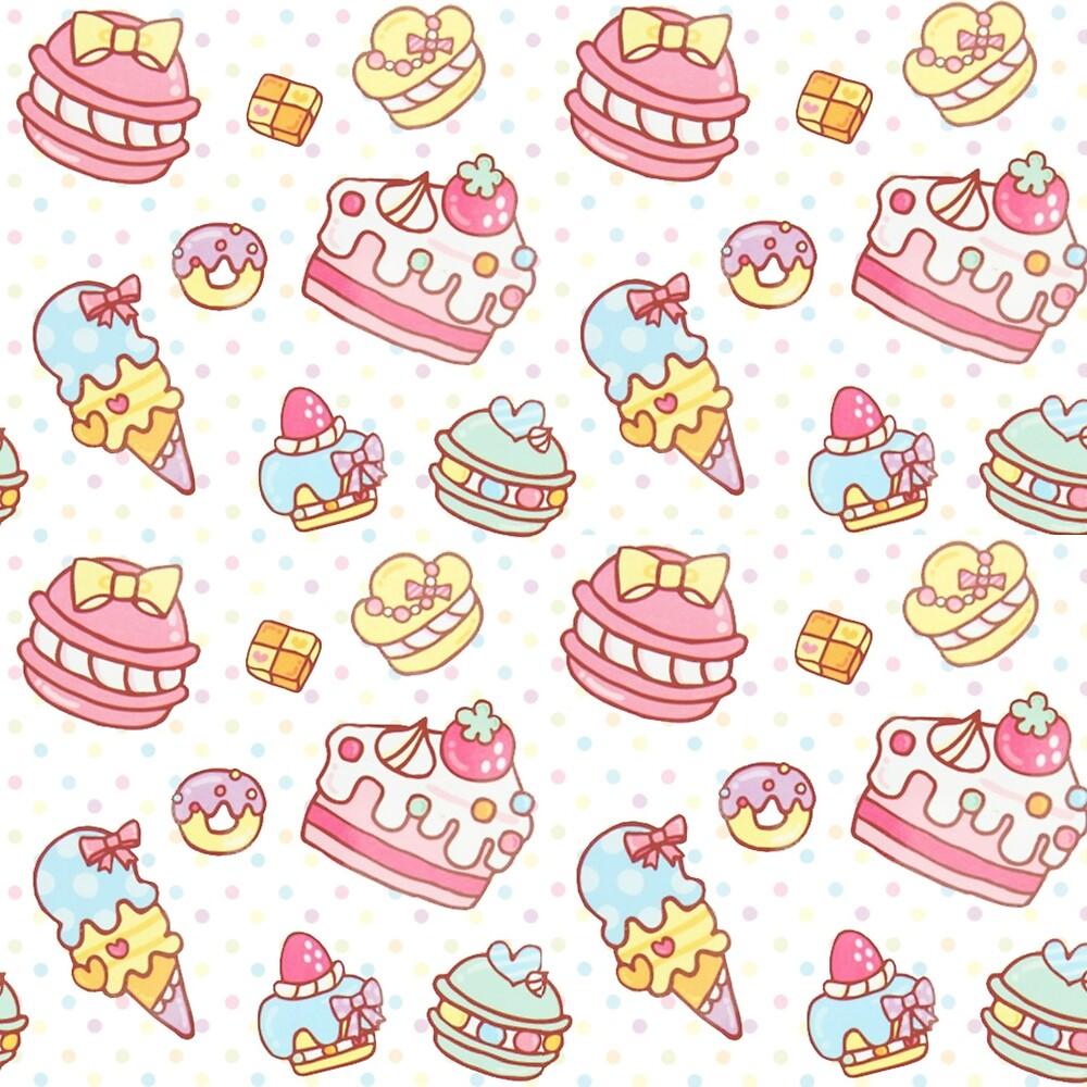 ♥ Kawaii Sweets ♥ by strawberrydoll