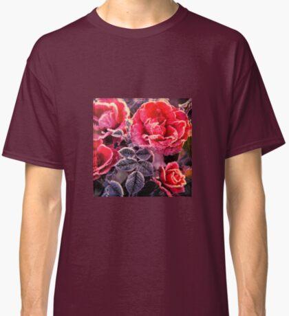 Christmas Roses  Classic T-Shirt