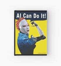 AI Can Do It Hardcover Journal