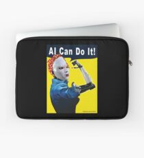 AI Can Do It Laptop Sleeve