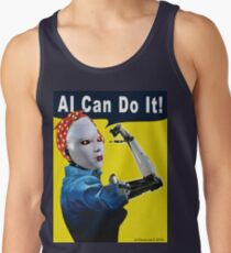 AI Can Do It Tank Top