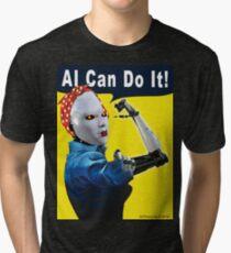 AI Can Do It Tri-blend T-Shirt