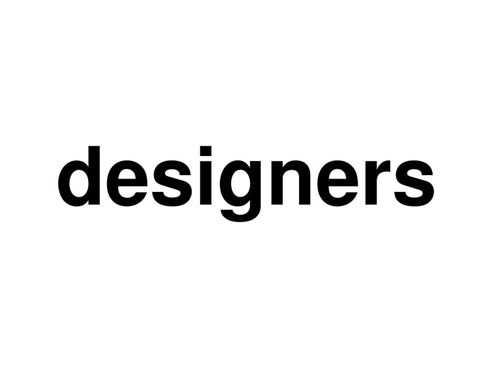 designers by ninov94