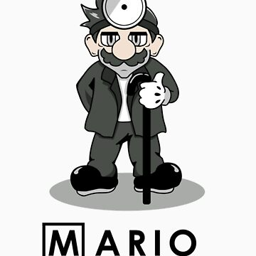 Mario M.D. by Spitfire19